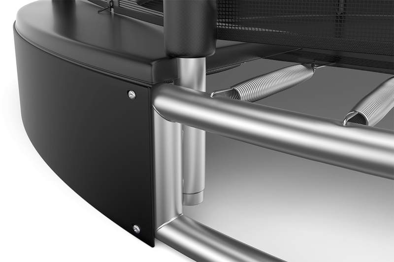 AkroClick sustav omogućava vrlo jednostavnu montažu nosive konstrukcije bez alata