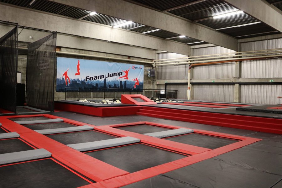 Xtreme Jump, Germany