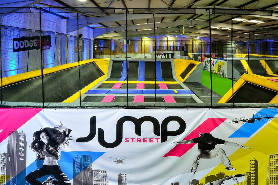 Jump Street, UK